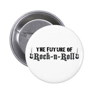 Future of Rock n Roll Pins