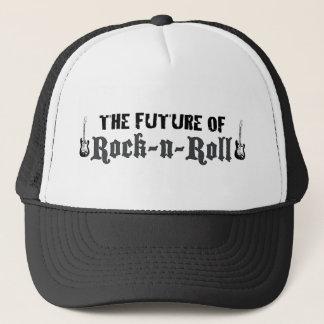 Future of Rock n Roll Trucker Hat