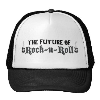 Future of Rock n Roll Trucker Hat