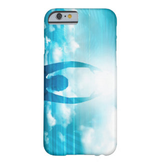 Future of Technology with a Professional Reaching Barely There iPhone 6 Case