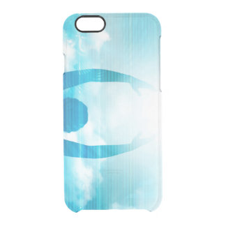 Future of Technology with a Professional Reaching Clear iPhone 6/6S Case