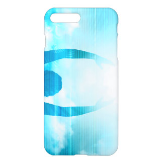 Future of Technology with a Professional Reaching iPhone 7 Plus Case