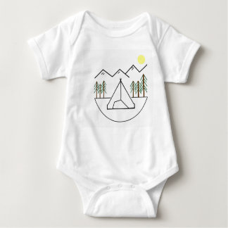 Future Outdoorsman Onsie for your Petite Baby Bodysuit