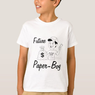 Future Paper Boy T-Shirt