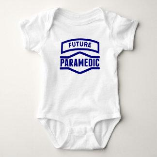 Future Paramedic Baby Bodysuit