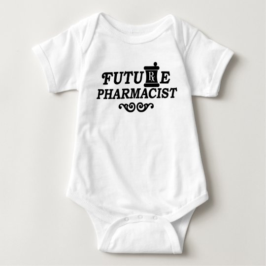 Future Pharmacist Baby Bodysuit
