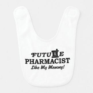 Future Pharmacist Like my Mommy Bib