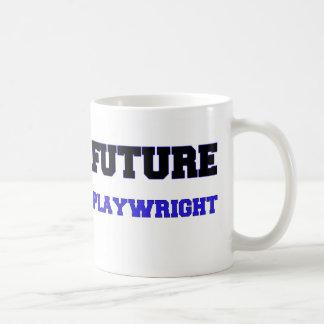 Future Playwright Mugs