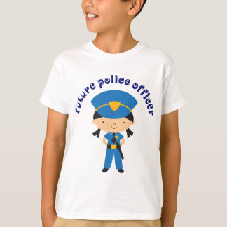 Future Police Officer Tees