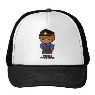 Future Policeman - Boy Hat
