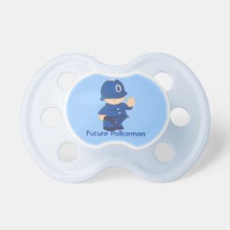 Future Policeman Pacifier