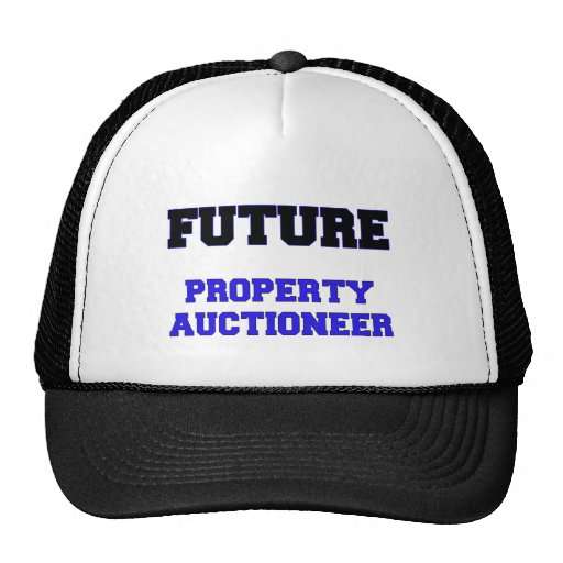 Future Property Auctioneer Trucker Hat