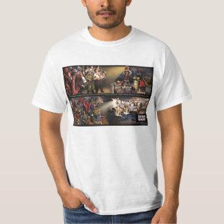Future Quake Mural/Old Logo Lite Shirt