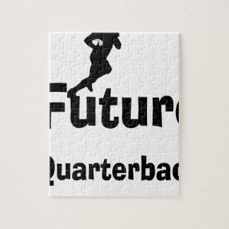 Future Quarterback Jigsaw Puzzle