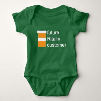 Future Ritalin Customer Baby Bodysuit
