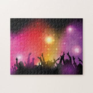 Future Rockstar Concert Jigsaw Puzzle