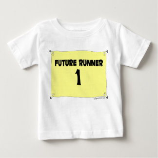 Future runner infant tee