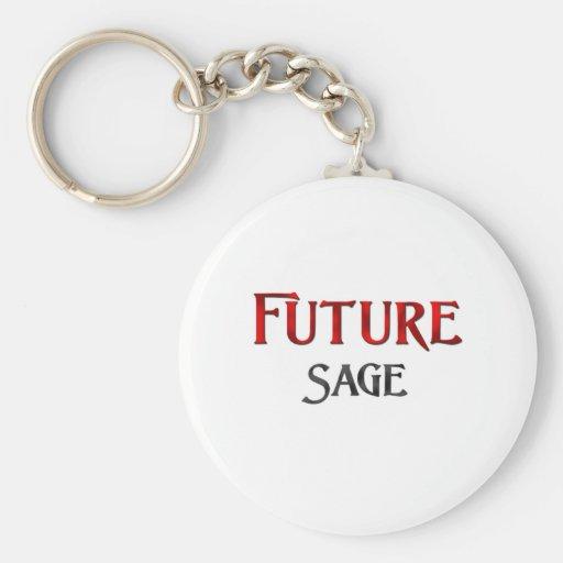Future Sage Keychain