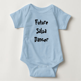 Future SalsaDancer Baby Bodysuit