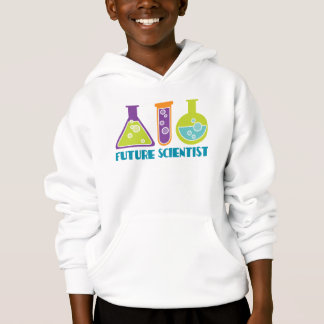 Future Scientist Cute Kids Lab Hoodie Gift