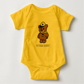Future Scout Onsie Baby Bodysuit
