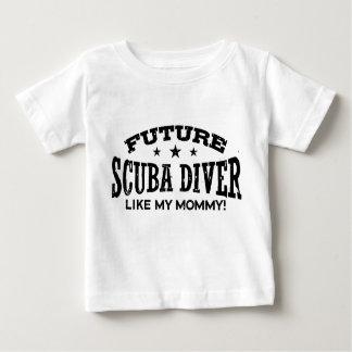 Future Scuba Diver Baby T-Shirt