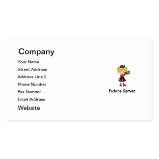 future server business card