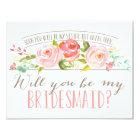 Future Sister | Bridesmaid Card