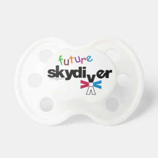 Future Skydiver Pacifier