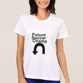 Future soccer champ maternity shirt