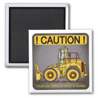 Future Soil Compactor Driver Magnet