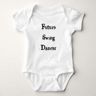 Future SwingDancer Baby Bodysuit