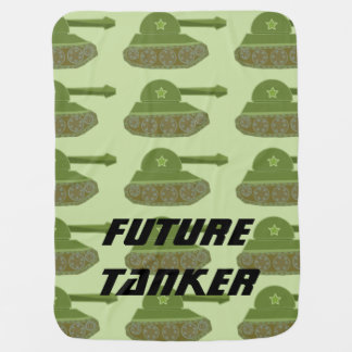 Future Tanker tile Receiving Blankets