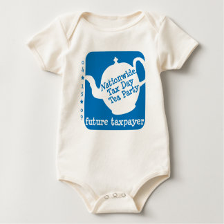 Future Taxpayer Baby Bodysuit