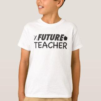 Future Teacher Kids T-shirt