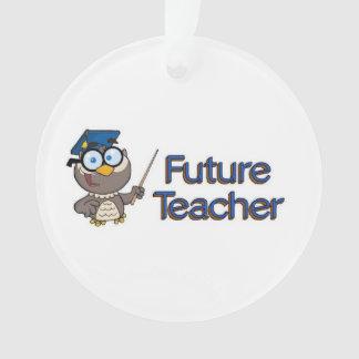 Future Teacher Ornament