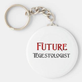 Future Tegestologist Keychain