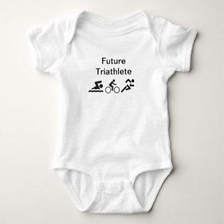 Future Tiathlete Baby Bodysuit
