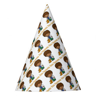 Future Veterinarian When I Grow Up Party Hat