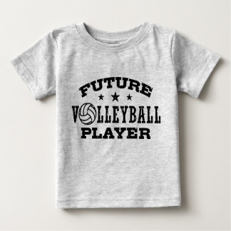 Future Volleyball Player Baby T-Shirt