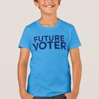 Future Voter Kids' Crew Tee