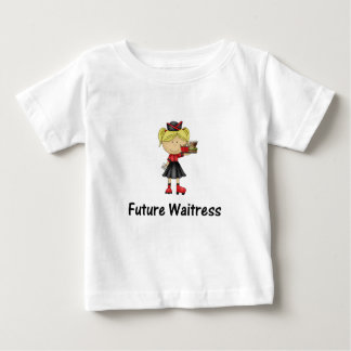 future waitress baby T-Shirt
