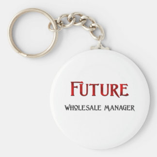Future Wholesale Manager Key Chain
