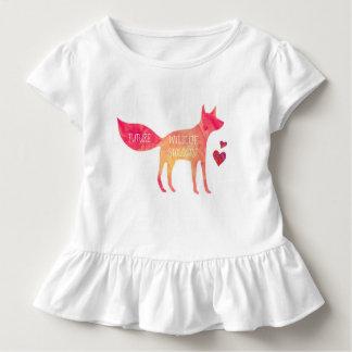 Future Wildlife Biologist Girls Toddler T Shirt