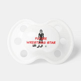 Future Wrestling Star Pacifier
