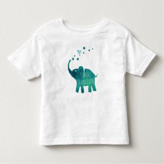 Future Zookeeper Elephant Toddler Boys Shirt