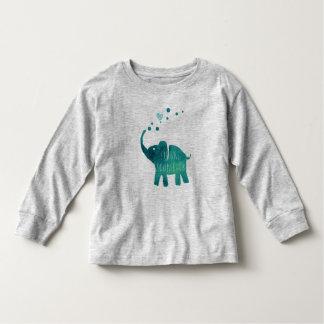 Future Zookeeper Elephant Toddler Long Sleeve Toddler T-shirt