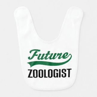Future Zoologist Baby Bib