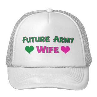 futurearmywife trucker hat