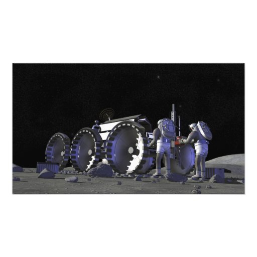 Futures missions 12 d'exploration d'espace photos d'art